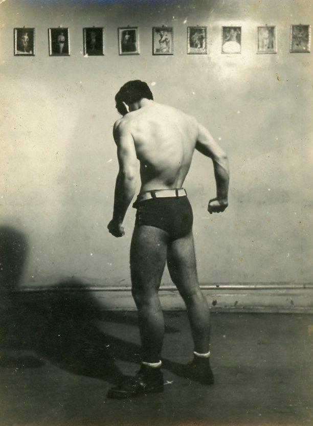 Bodybuilder 1940